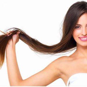 Linea de cuidado del cabello