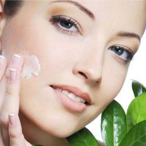 Linea de cuidado de la piel